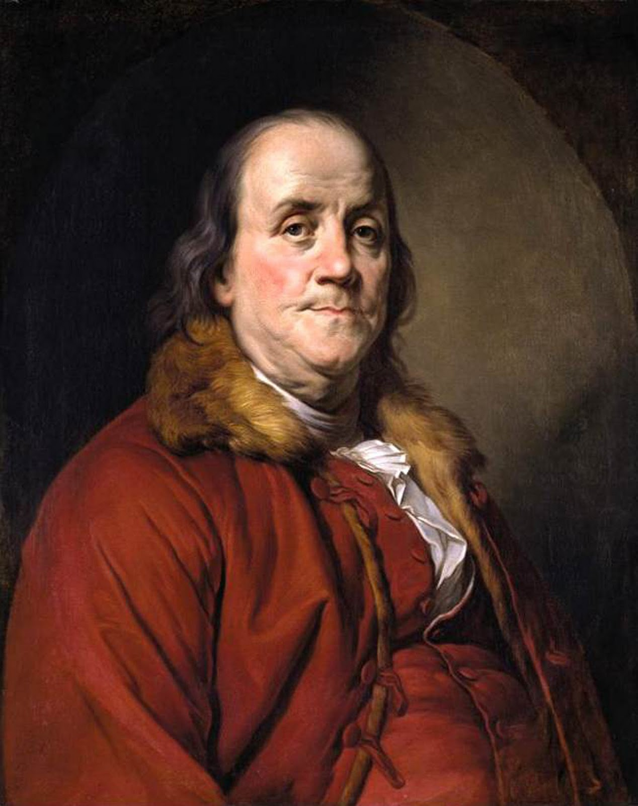 The Bonnie Blue Blog Benjamin Franklin Ideal Manly Virtues