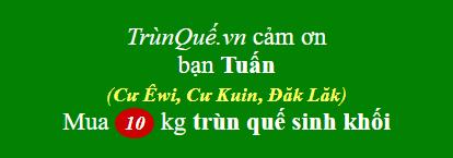 Trùn quế xã Cư Êwi