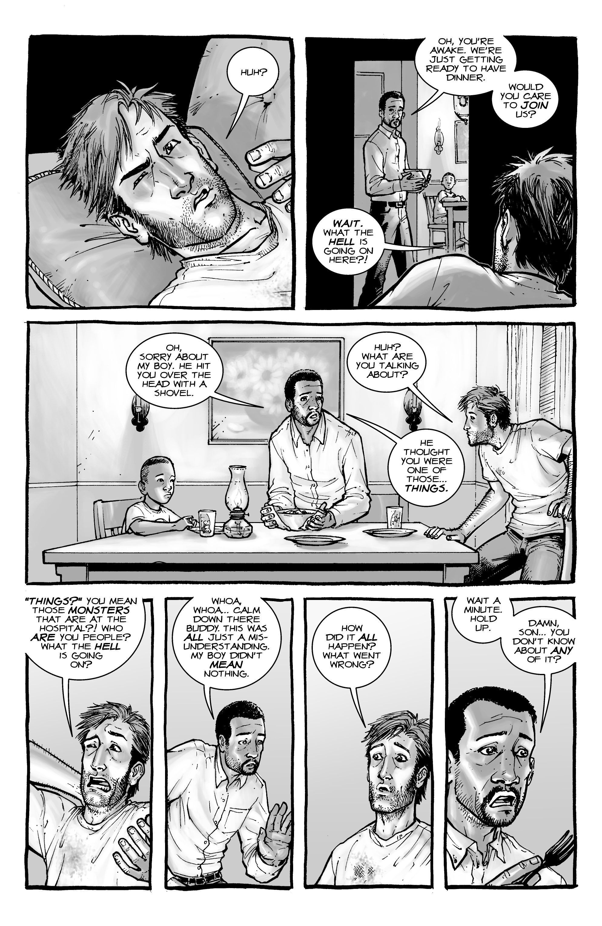 The Walking Dead issue 1 - Page 17