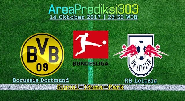 Prediksi Skor Dortmund vs Leipzig 14 Oktober 2017