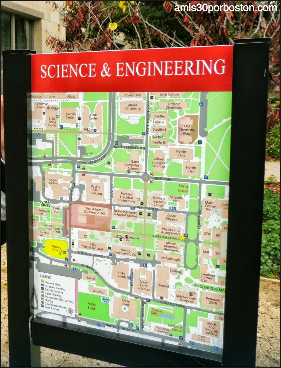 Universidad de Stanford: Science & Engineering