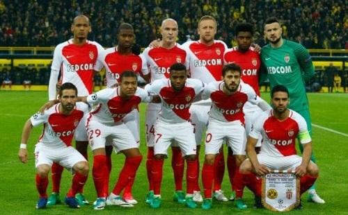 Đội hình câu lạc bộ Monaco