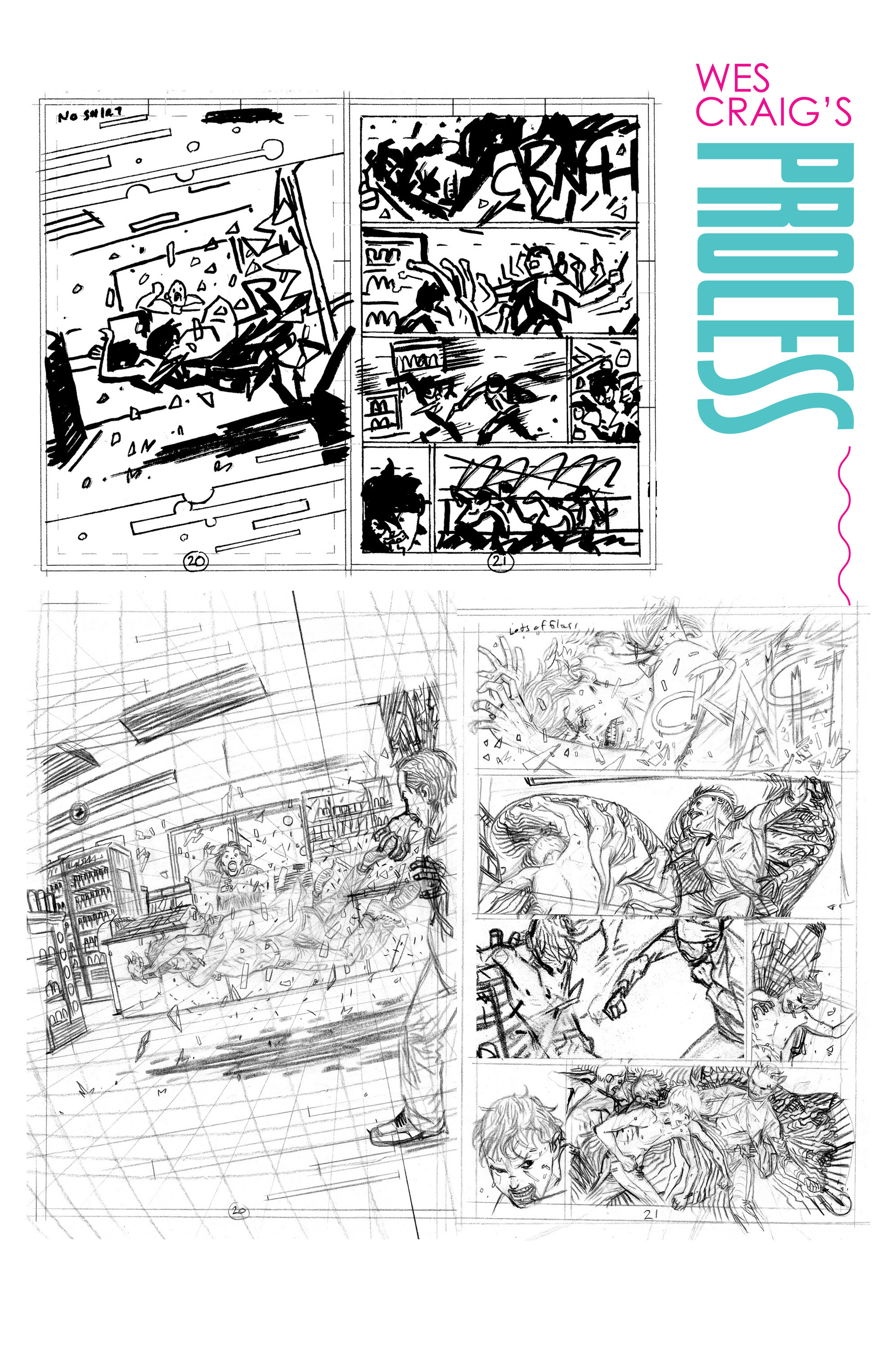 Read online Deadly Class comic -  Issue #5 - 29