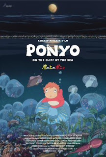 Film Ponyo on the Cliff by the Sea 2017 (Jepang)