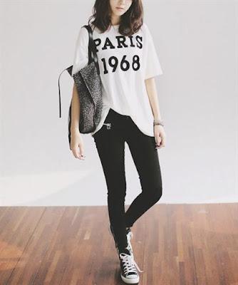 Fashion Wanita Casual Terbaru