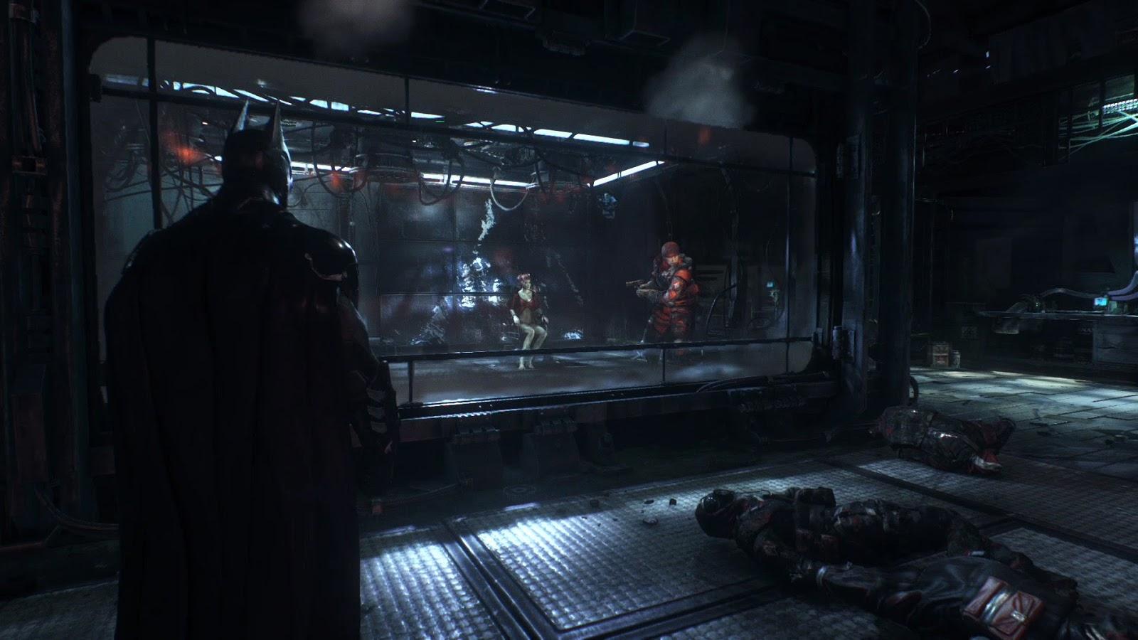 Games Hunt: DOWNLOAD BATMAN ARKHAM KNIGHT | PC TORRENT
