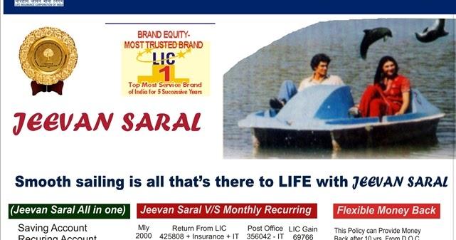 Jeevan Saral ATM Plan table no 165