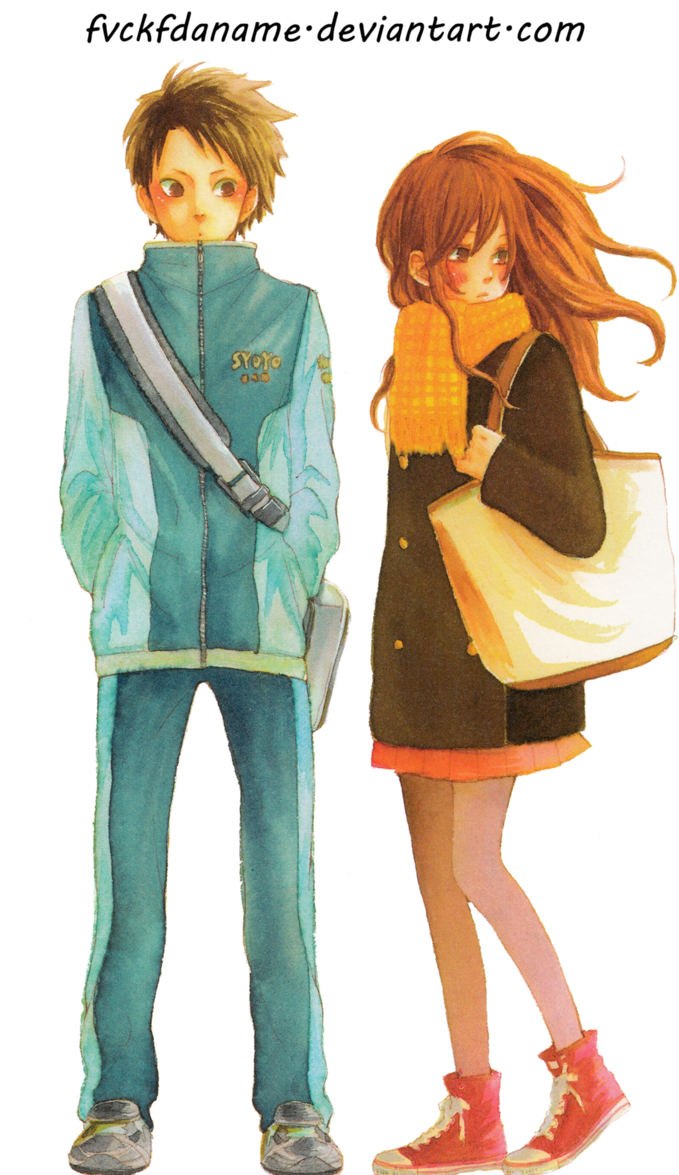 render Asako and Souhei