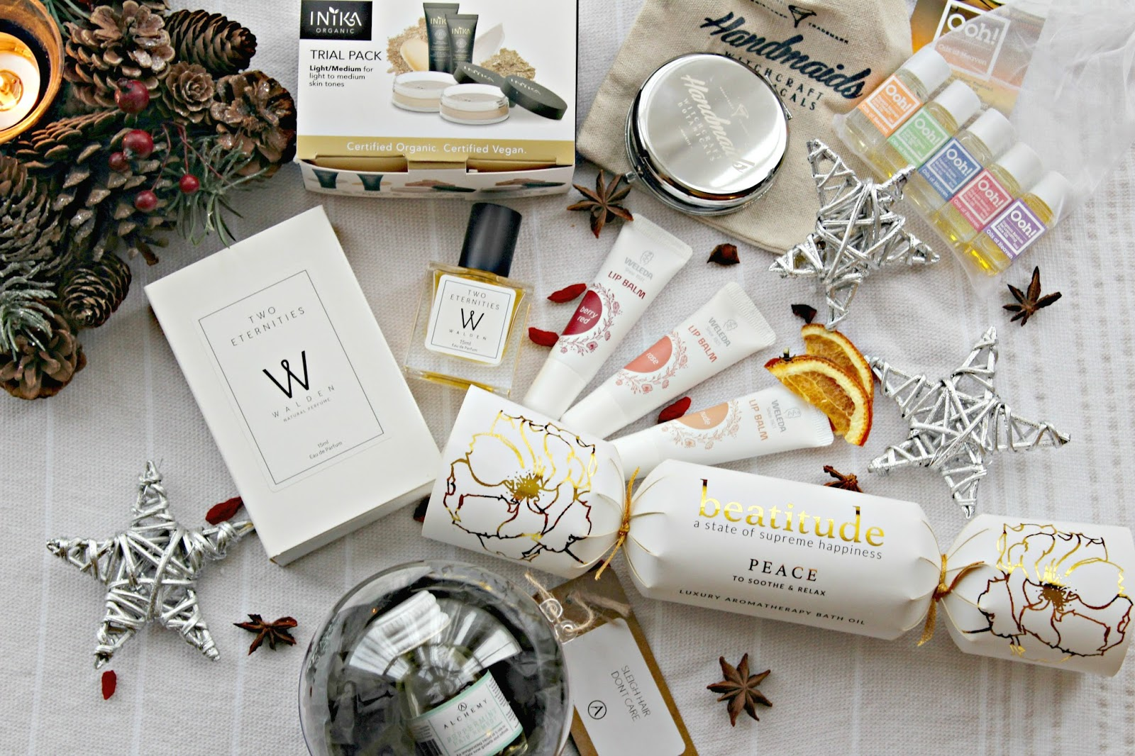 Christmas Gift guide – Gift sets, stocking fillers and home fragrance