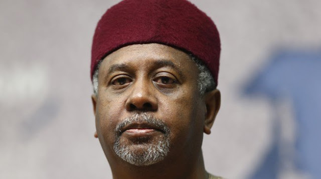 We are holding Dasuki for his own safety, says FG