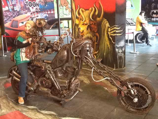 ghost rider nicholas cage las vegas hollywood museum angkut malang wisata edukasi seru di kota batu jawa timur nurul sufitri blogger mom lifestyle pegipegi liburan tempat wisata indonesia