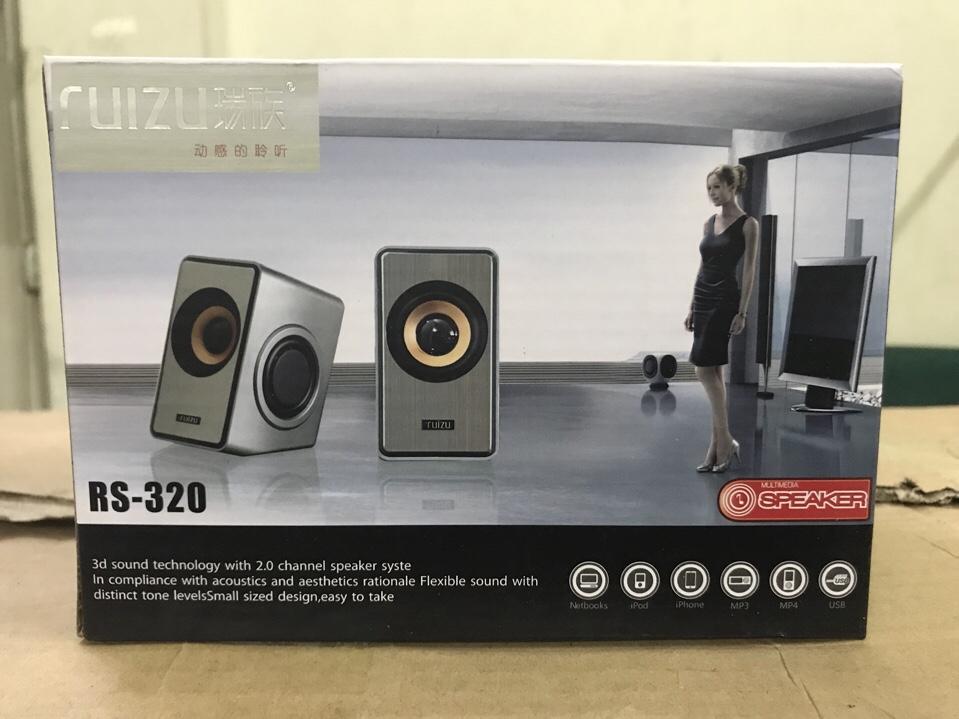 90k - Loa vi tính Ruizu RS320 giá sỉ và lẻ rẻ nhất