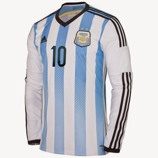 pretty nice fdb0a 4e194 lionel messi argentina jersey long sleeve on sale > OFF31 ...