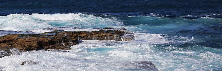 Sydney, Australia: Bondi Beach, Fine Dining At Bondi Icebergs Club