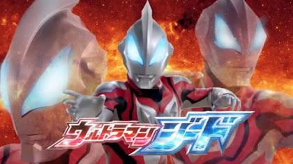 Ultraman Geed Episódio 14 -
