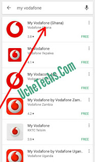 Vodafone playstore