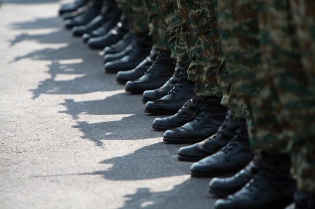 5 χρόνια στο περίμενε οι Στρατιωτικοί για χορήγηση στολής-αρβυλών