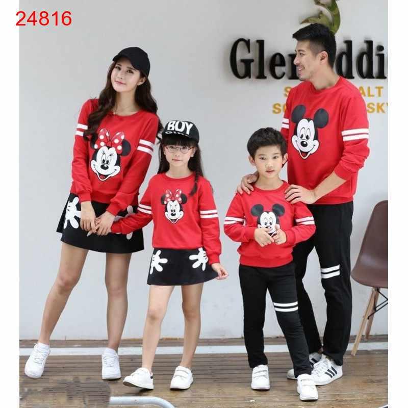Jual Couple Keluarga FM2 Swt Mickey Minnie - 24816