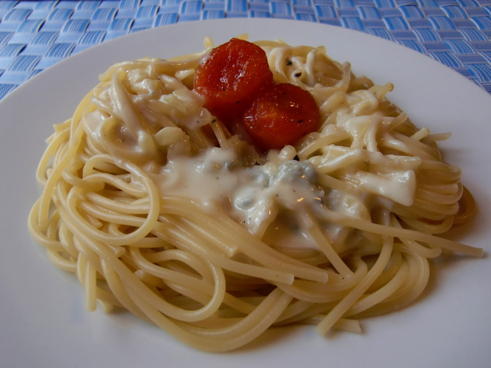 Rezept Spaghetti Gorgonzola