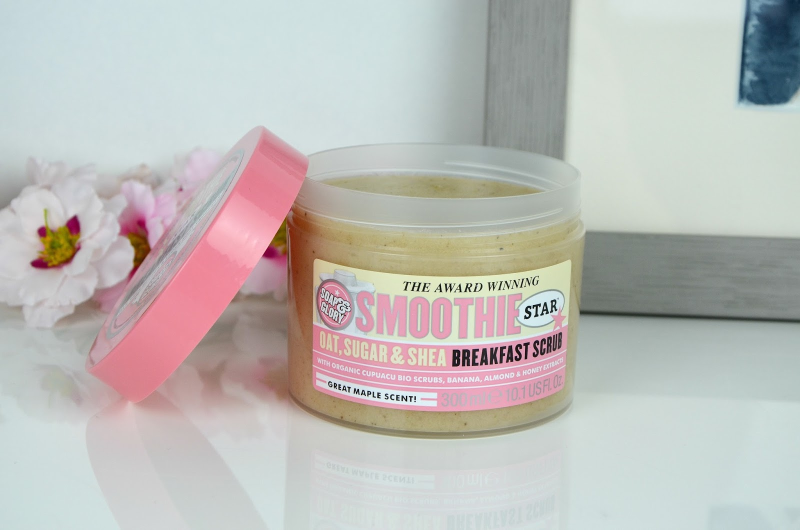 Smoothie star breakfast scrub soap and glory