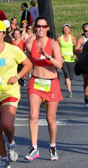 760427369 Racing Stripes: Inaugural Nike Women's Half Marathon in DC