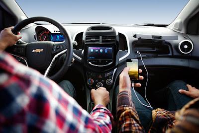 Chevrolet MyLink Technology at Graff Chevrolet Durand