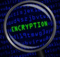 Enskripsi Deskripsi Algoritma Pengamanan Data Pribadi