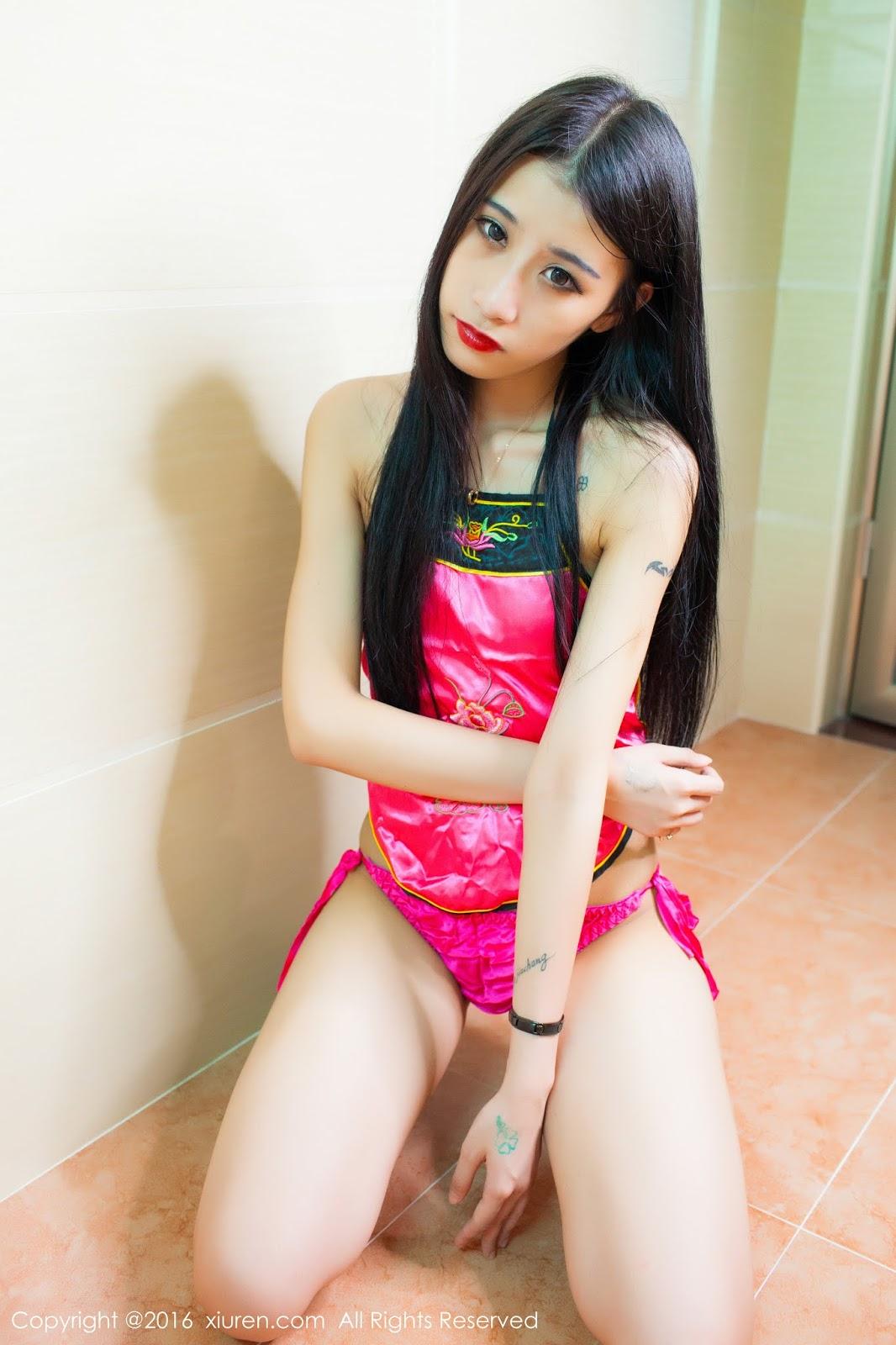 Xiuren - Vol.637 Tina (53 pics)