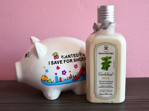 MANUFAKTURA - Carlsbad telové mlieko s medovkou