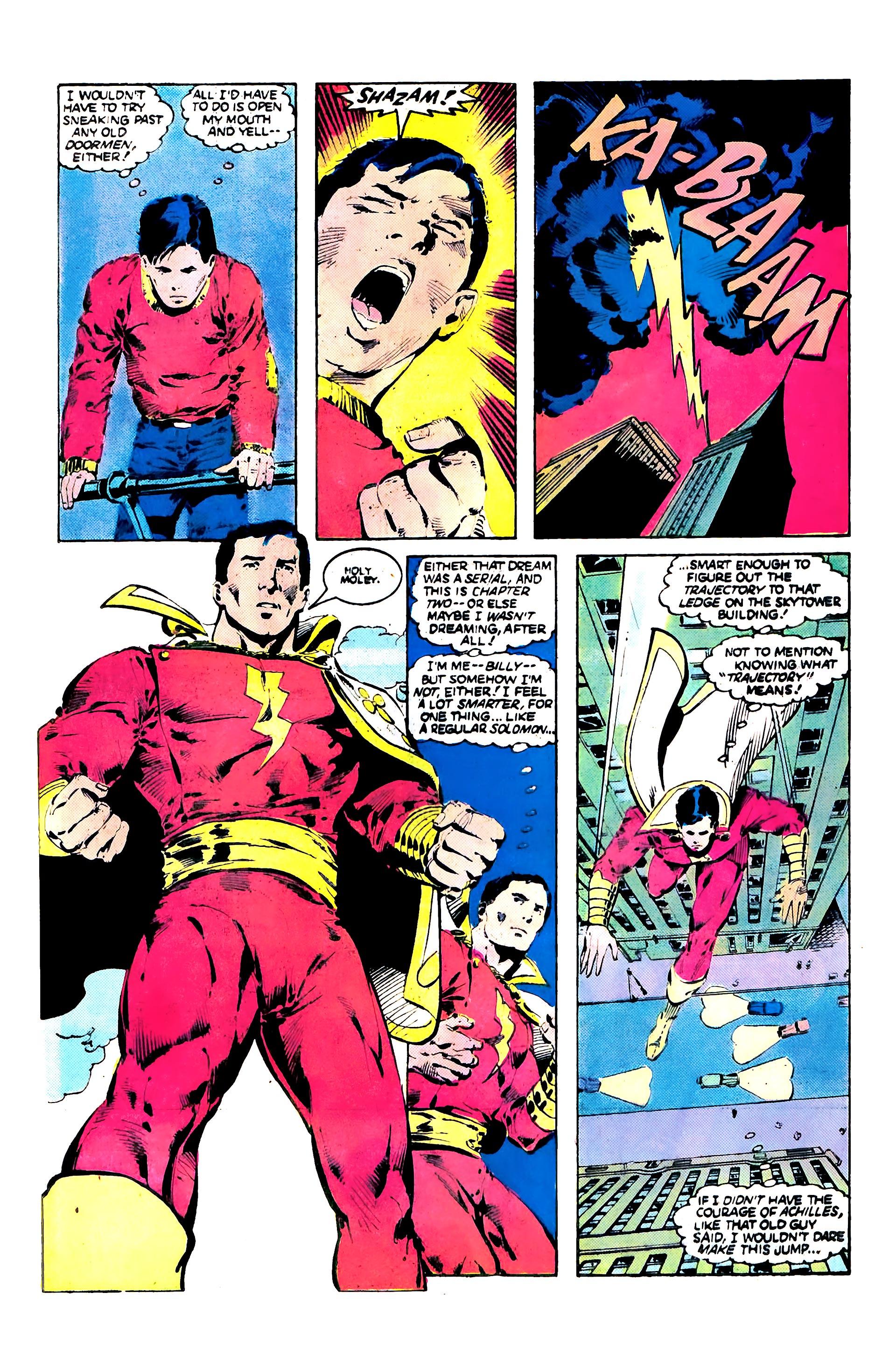 Read online Secret Origins (1986) comic -  Issue #3 - 21