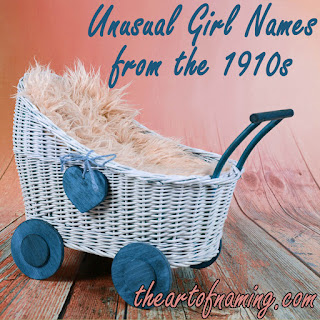 Old fashioned grandma names from a century ago that are too strange for use today - pink bassinet