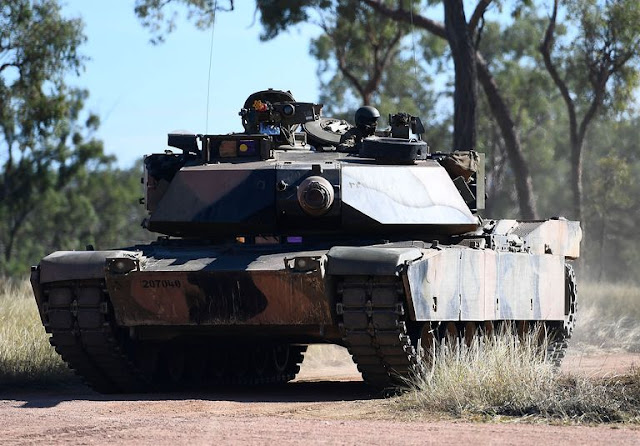 Stealth Tanks Are Coming