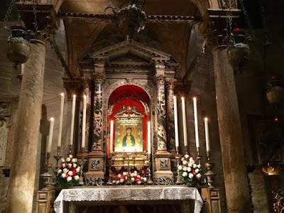 Madonna Nicopeia Venice Italy