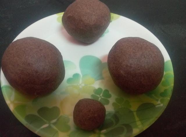 Ragi Mudde Recipe Finger Millet