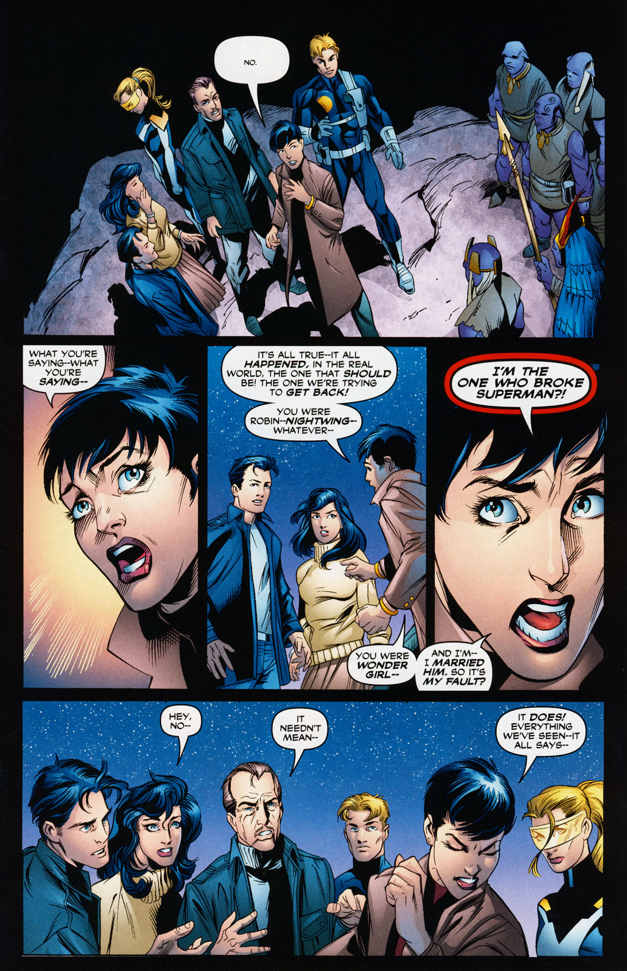 Read online Trinity (2008) comic -  Issue #35 - 30