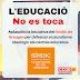 Tot el suport de CCOO Educació a la iniciativa del Síndic de Greuges