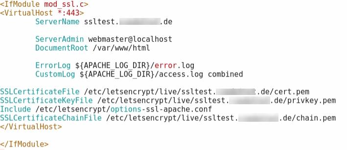 Let\'s Encrypt ausprobiert: In 5 Minuten zur SSL-gesicherten Website