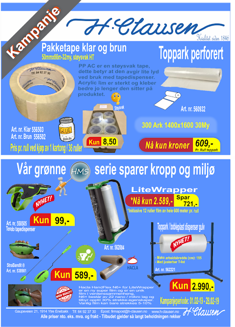 Emballerings kampanje