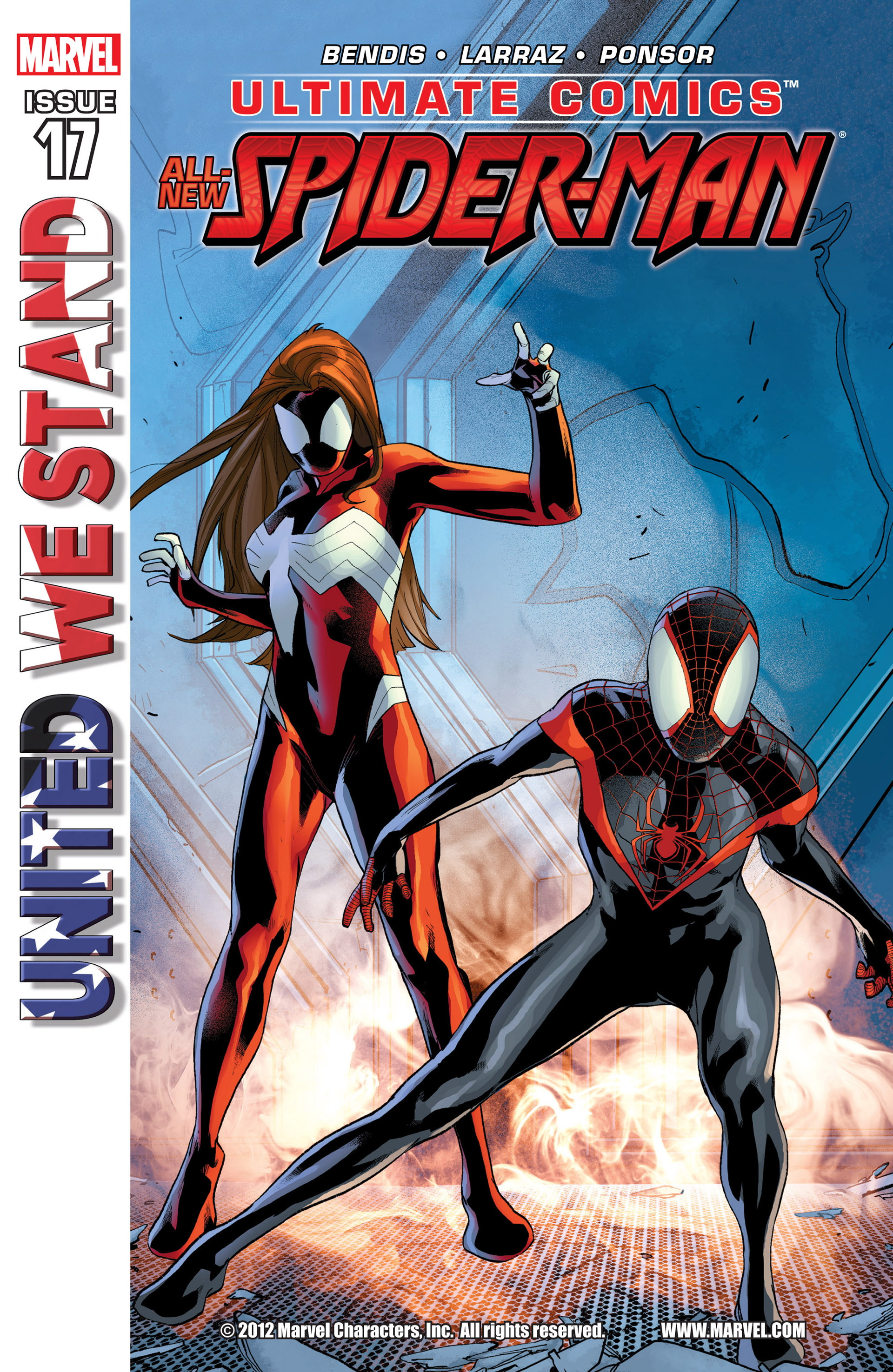 Read online Ultimate Comics Spider-Man (2011) comic -  Issue #17 - 1