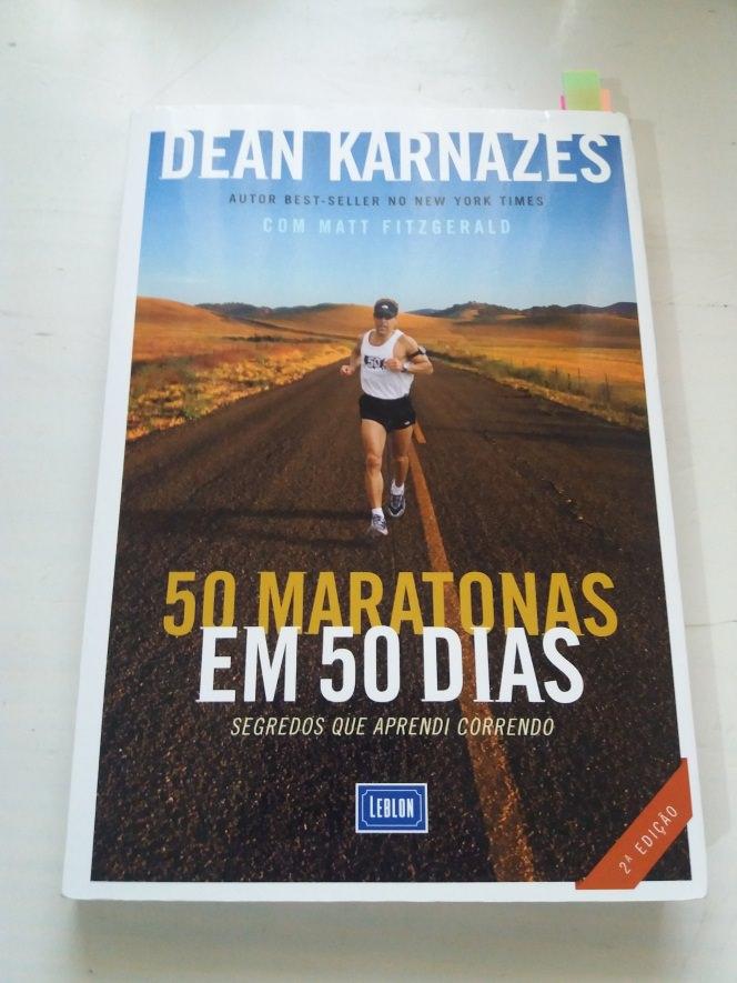 50 maratonas em 50 dias: segredos que aprendi correndo