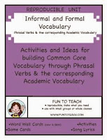 https://www.teacherspayteachers.com/Product/Formal-and-Informal-Language-413325