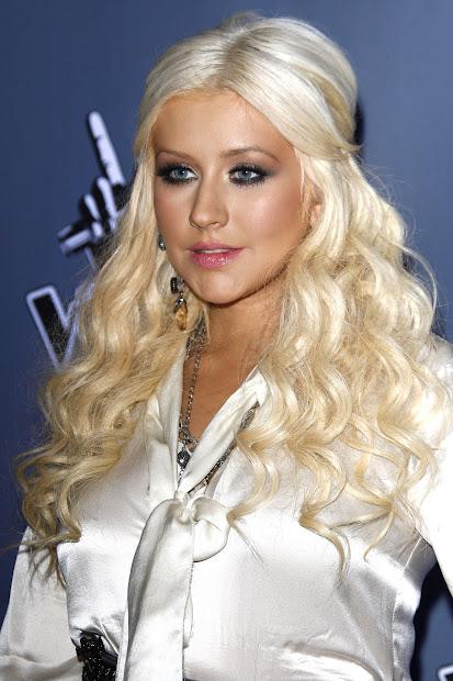 2012 Trends Christina Aguilera - Teen Hair Style Ideas