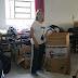 Sete Barras arrecada mais de 2 mil peças de roupas durante retomada da Campanha do Agasalho
