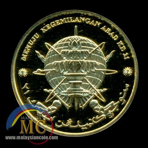 millennium coin