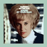 "Tammy Wynette's ""Stand By Your Man"" album cover"