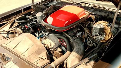 1978 Pontiac Macho Trans Am WS6 Turbo 400 Engine 02