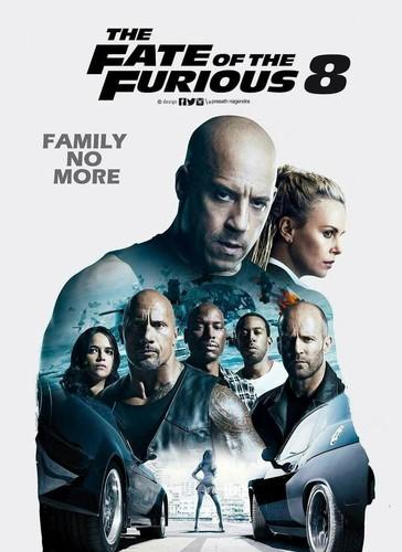 Fast & Furious 8 (2017) [Latino – Ingles] [4K-HEVC]