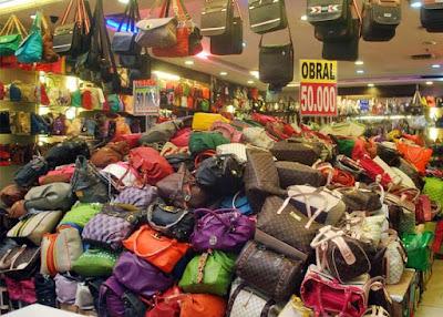 wisata belanja pasar baru