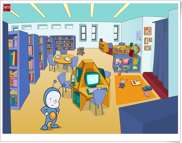 """""""Aprende con Pupi"""" (Juegos interdisciplinares de 2º Nivel de Educación Primaria)"""
