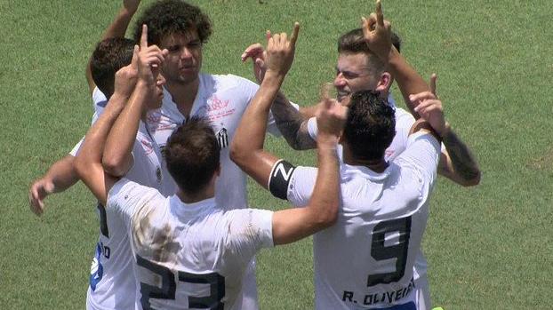 Em jogo morno, Santos vence no sufoco